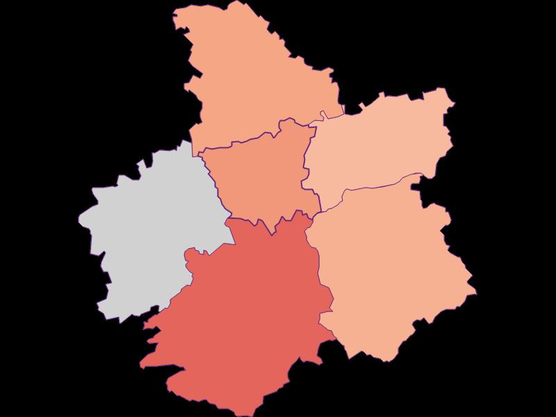 Фермеры (сравнение по Австрии) в St. Georgen an der Leys