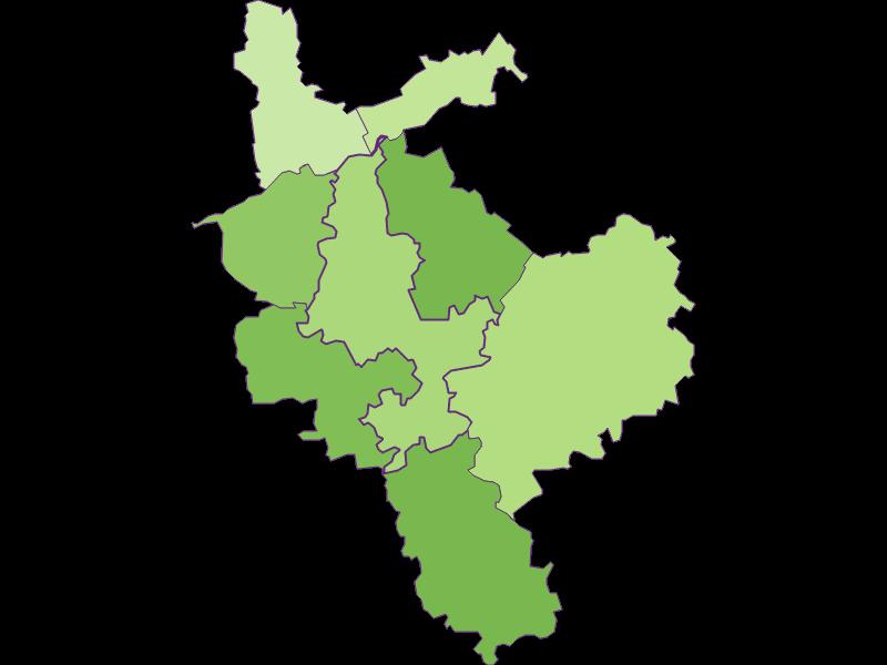 Заселенность в Steinakirchen am Forst