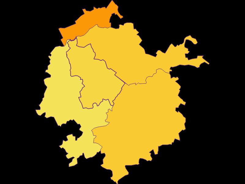 Population density in Wolfpassing