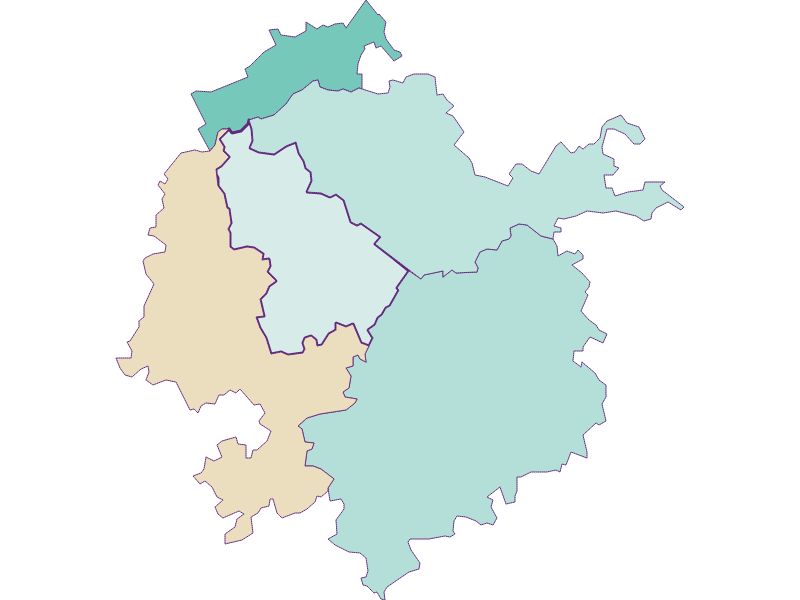 Population development since 1869 in Wolfpassing