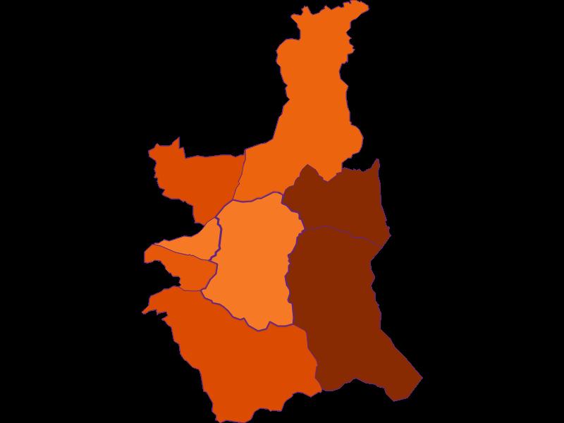 Zweitwohnsitze: Gerlos - Österreich - Geographie, Wirtschaftskunde, Statistik | Similio
