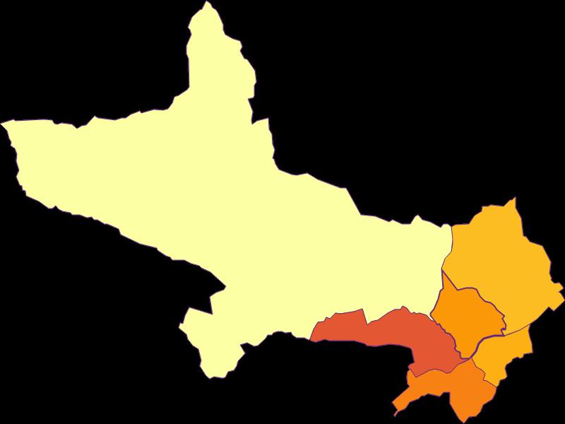 Плотность населения | Wiesing