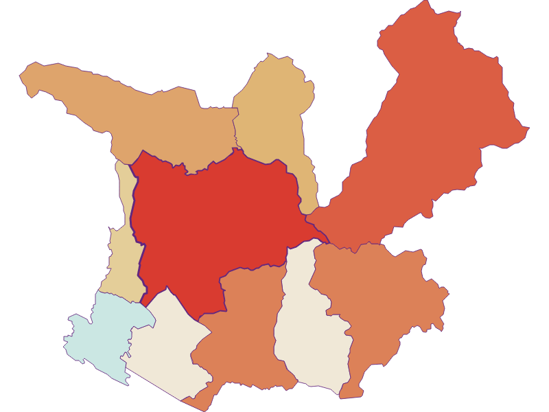 Bevölkerungsentwicklung seit 2011 | Krems in Kärnten