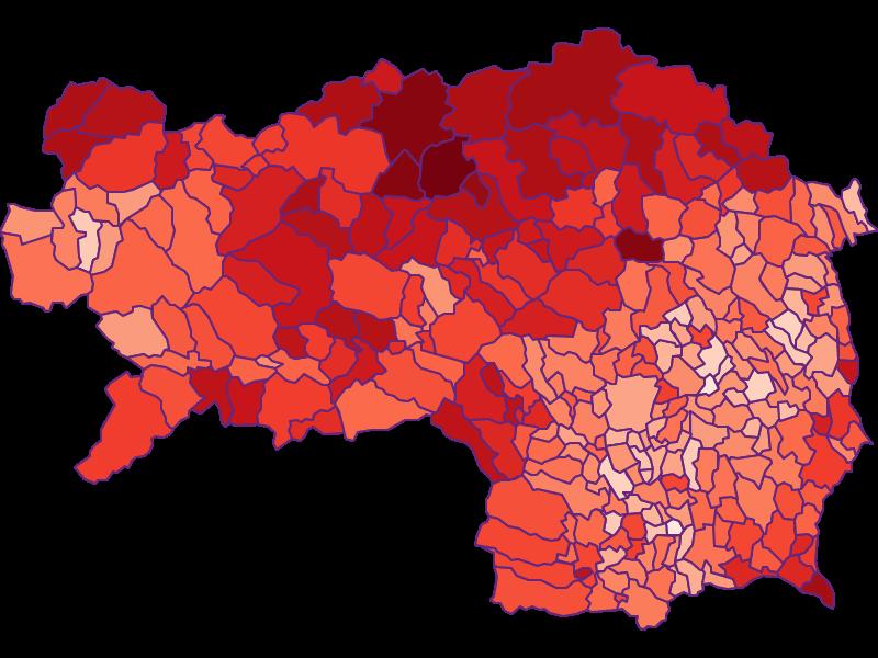 Пожилые люди в Steiermark