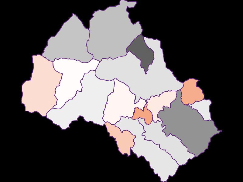 Activity rate in Leoben