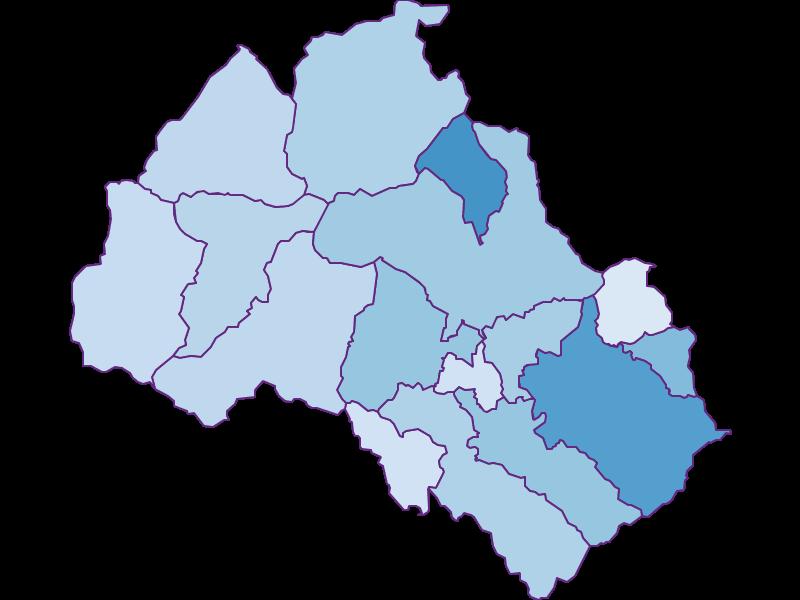 Unemployment in Leoben