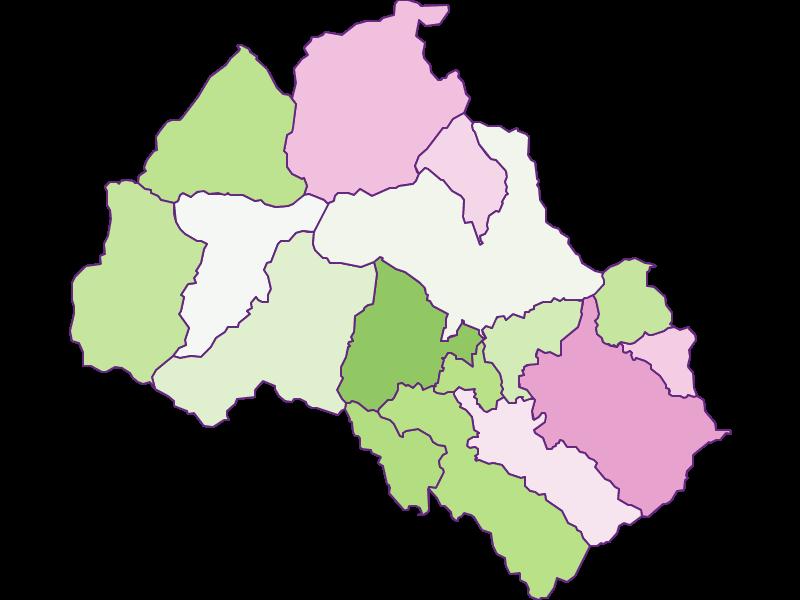 Settlement in Leoben