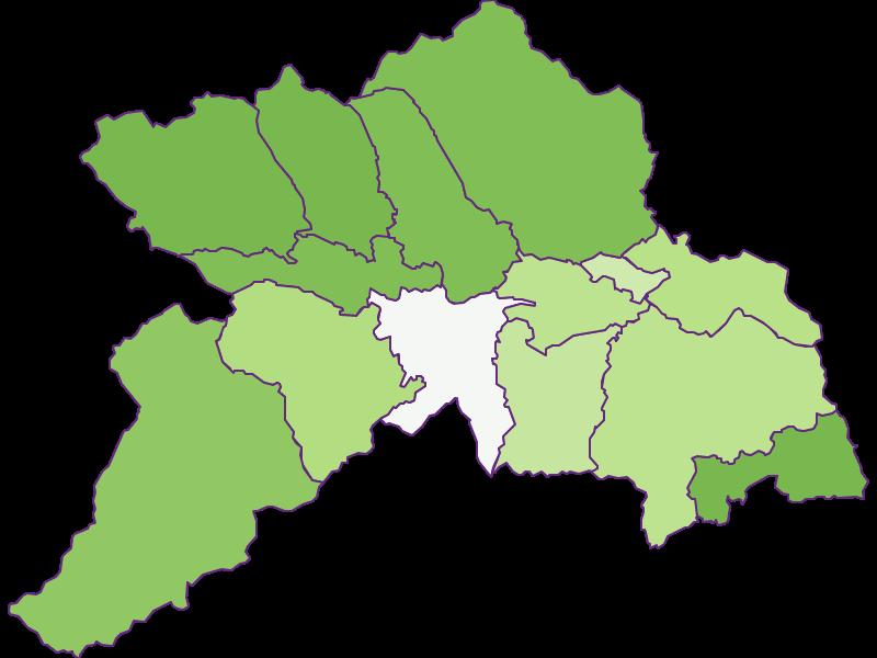 Settlement in Murau