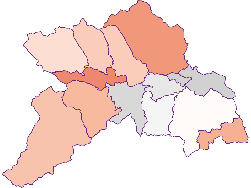 Farmers (comparison to Austria) in Murau