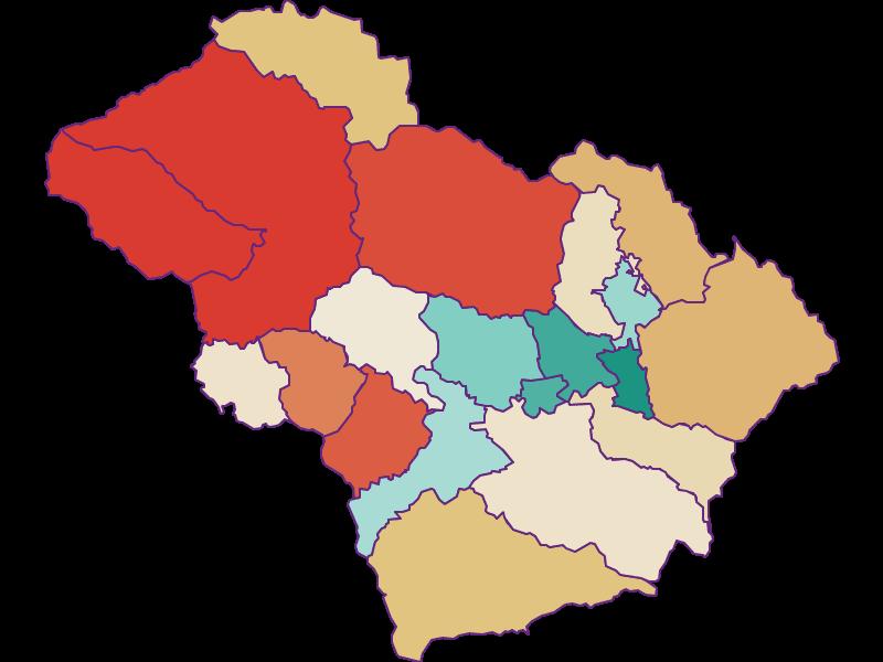 Демография с 1869 года в Murtal
