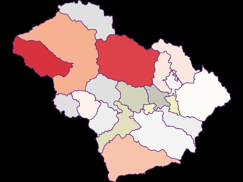 Фермеры (сравнение по Австрии) в Murtal