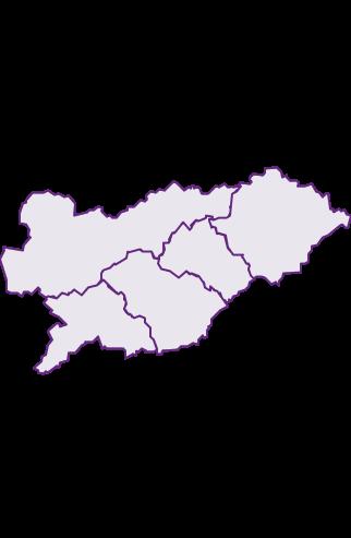 Obersteiermark Steiermark - Geographie, Wirtschaftskunde, Statistik | Similio
