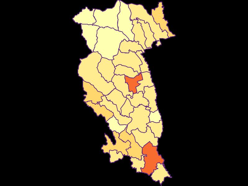 Urbanity in Hartberg-Fürstenfeld