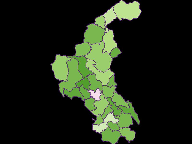 Заселенность в Weiz