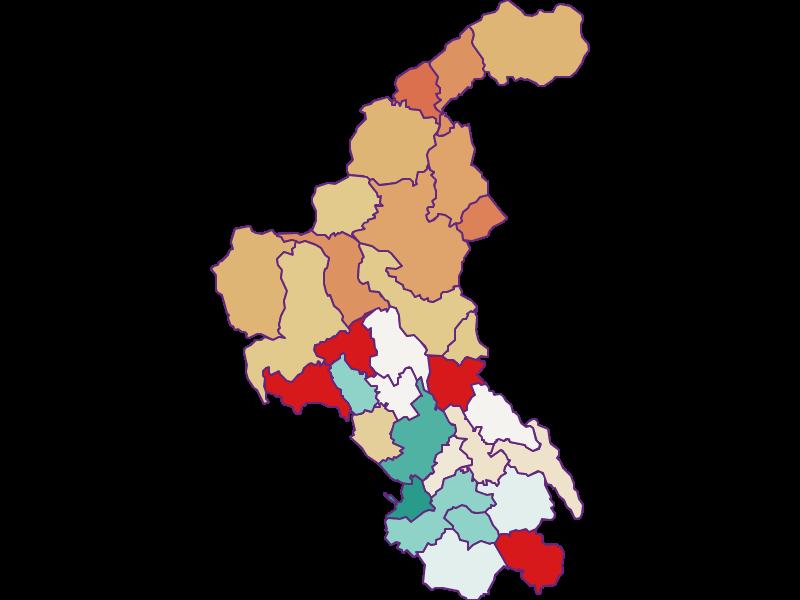 Демография с 2011 года в Weiz