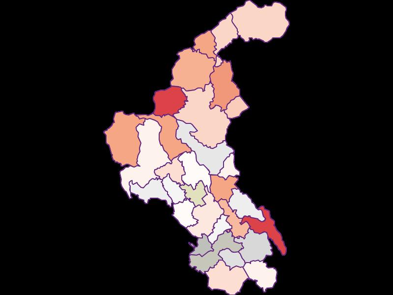 Фермеры (сравнение по Австрии) в Weiz