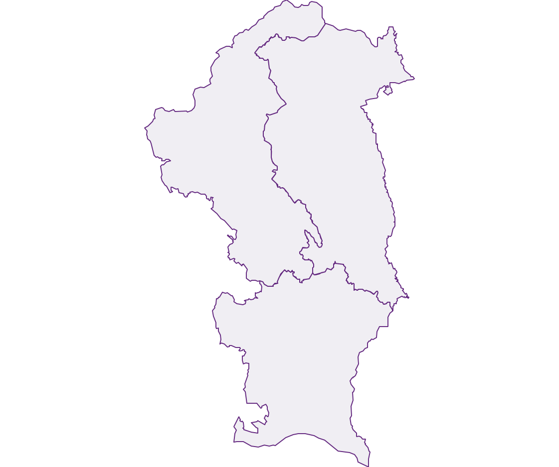 Eastern Styria - Region - Austria - Geography, business and economics, statistics | Similio