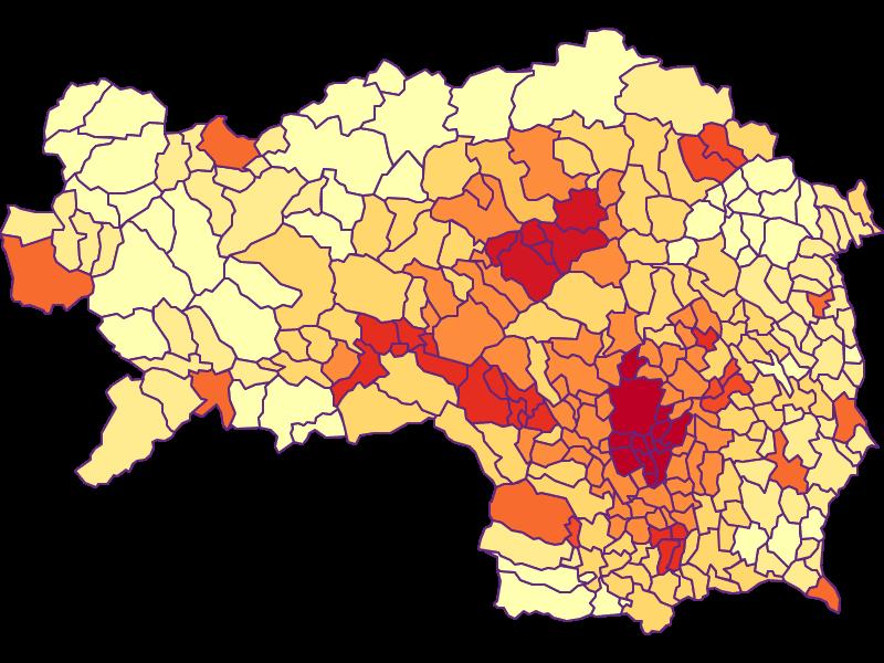 Urbanität | Steiermark