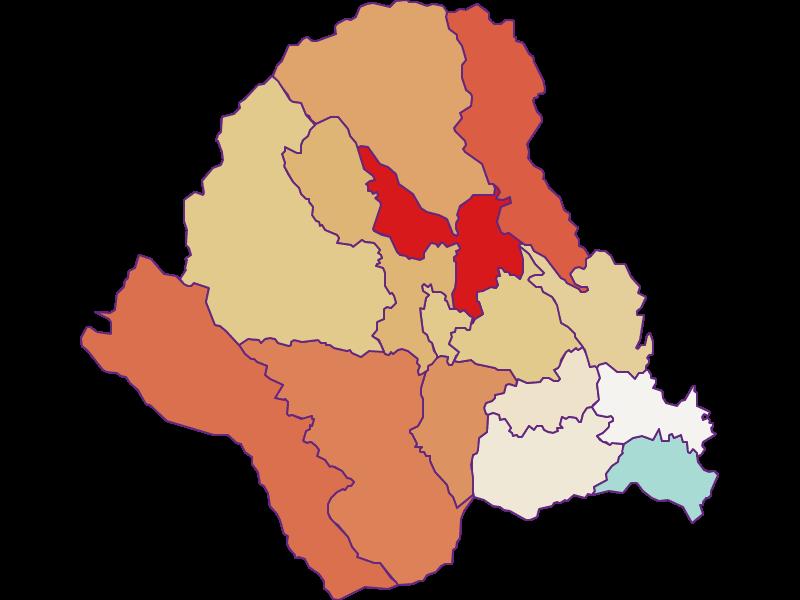 Прирост населения за 2011-2018 | Фойтсберг