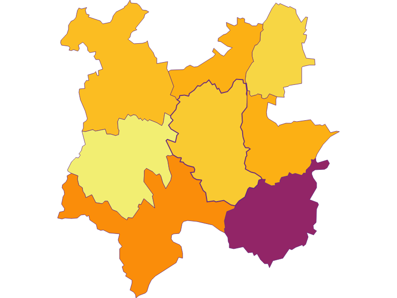 Population Density | Wolfern