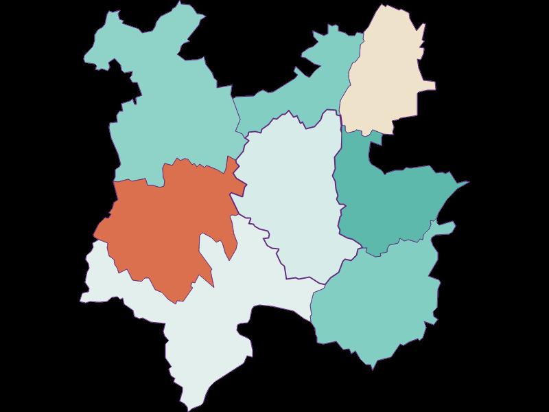 Population development 1869-2018 | Wolfern