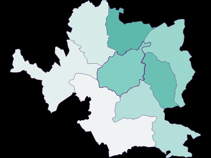 Демография с 1869 года в Steyr