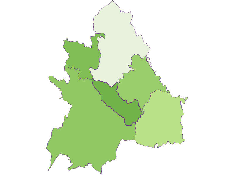 Settlement in Unterlamm