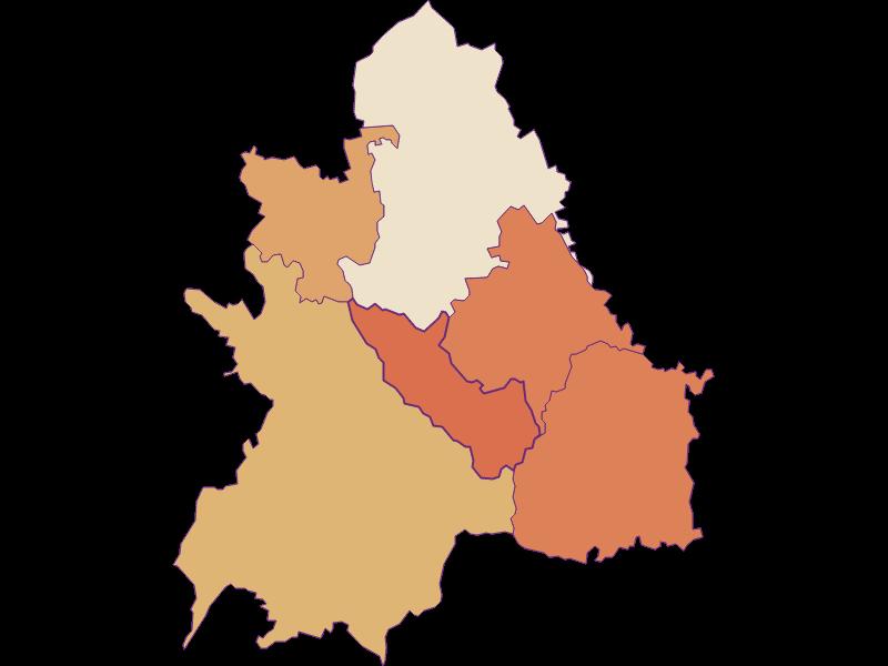 Population development since 1900 in Unterlamm