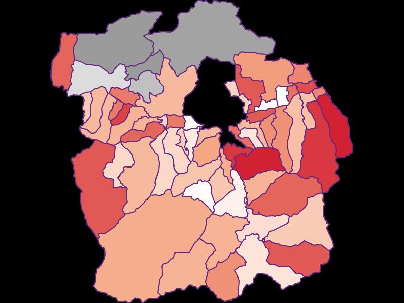 Занятость в Innsbruck-Land