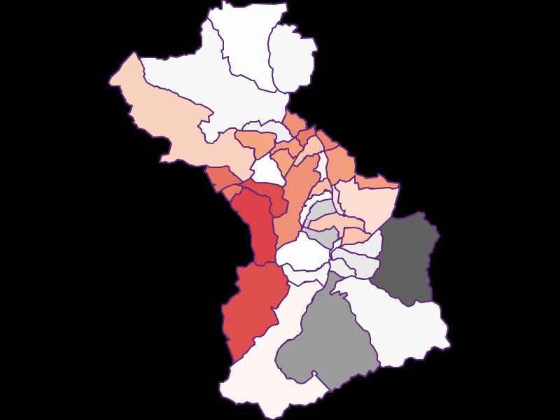 Bevölkerungsaktivität in Schwaz