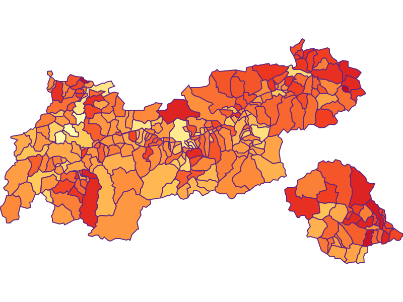 Среднее образование в Tirol