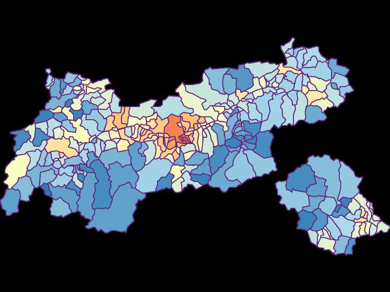 Высшее образование в Tirol