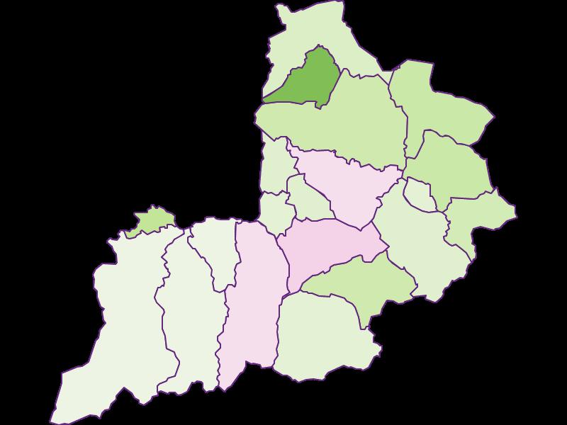 Заселенность в Kitzbühel