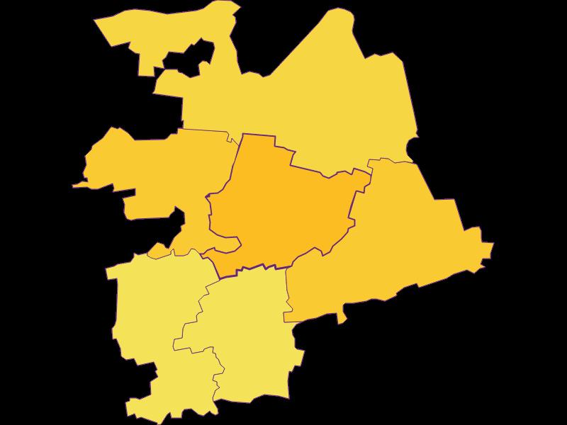 Плотность населения в Atzenbrugg