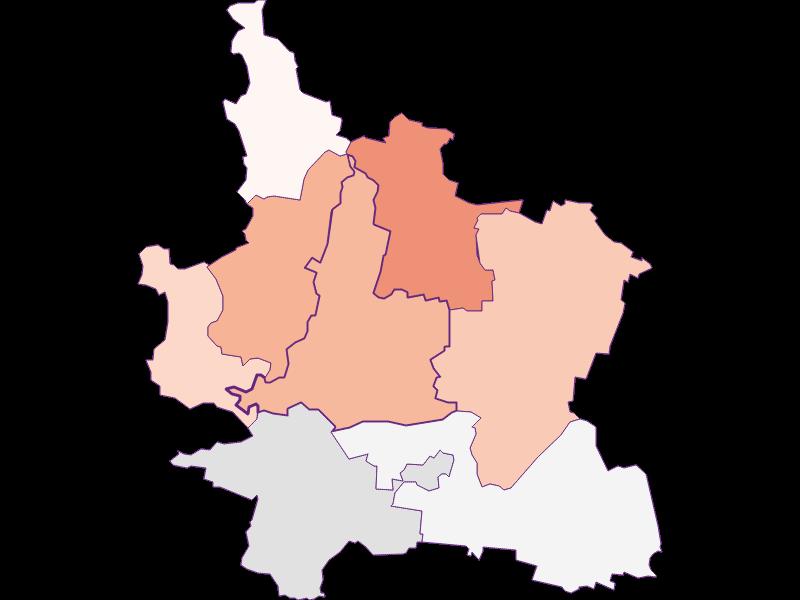 Activity rate in Grafenwörth
