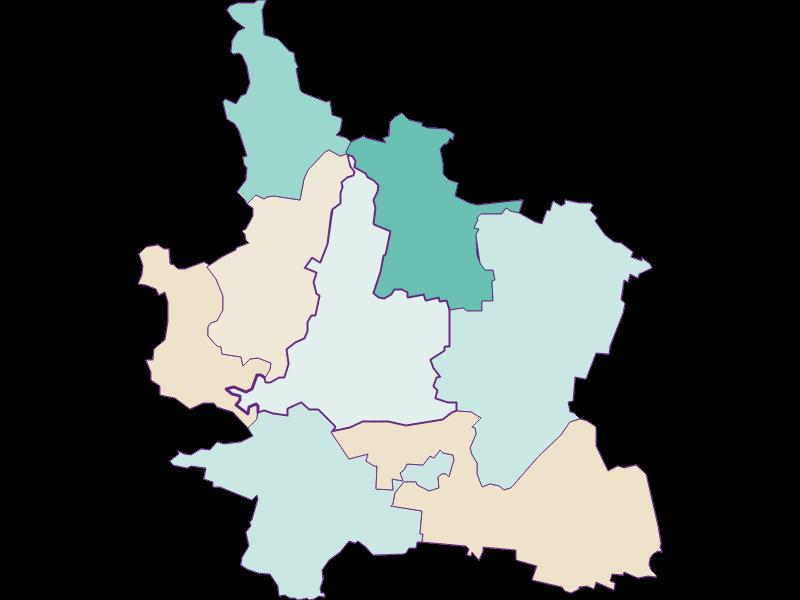 Population development since 2011 in Grafenwörth