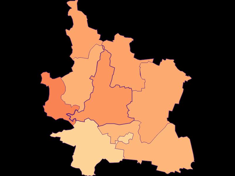 Household size in Grafenwörth