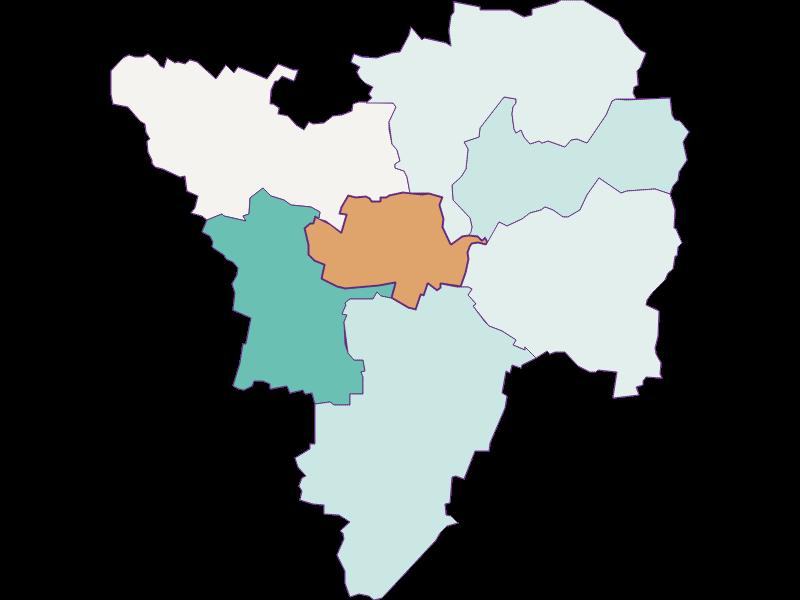 Population development since 2011 in Großriedenthal