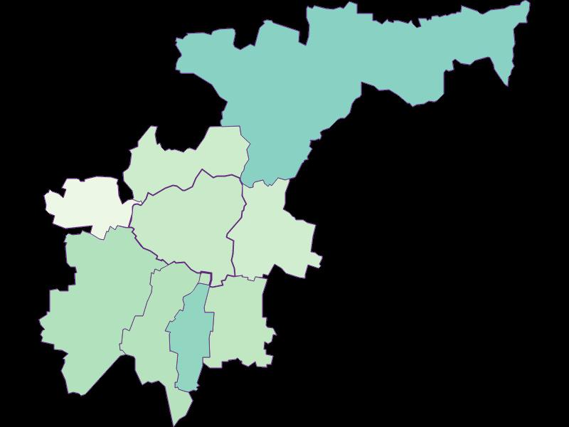 Доля иностранцев в Großweikersdorf
