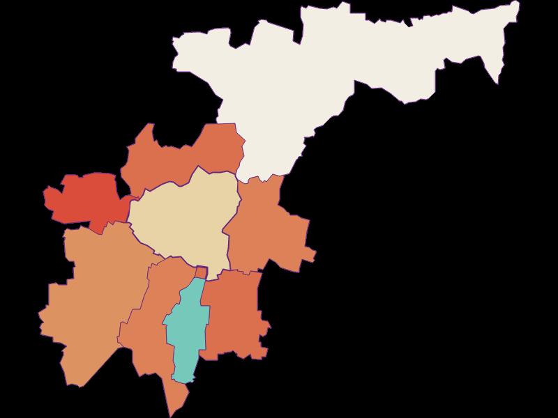 Демография с 1869 года в Großweikersdorf