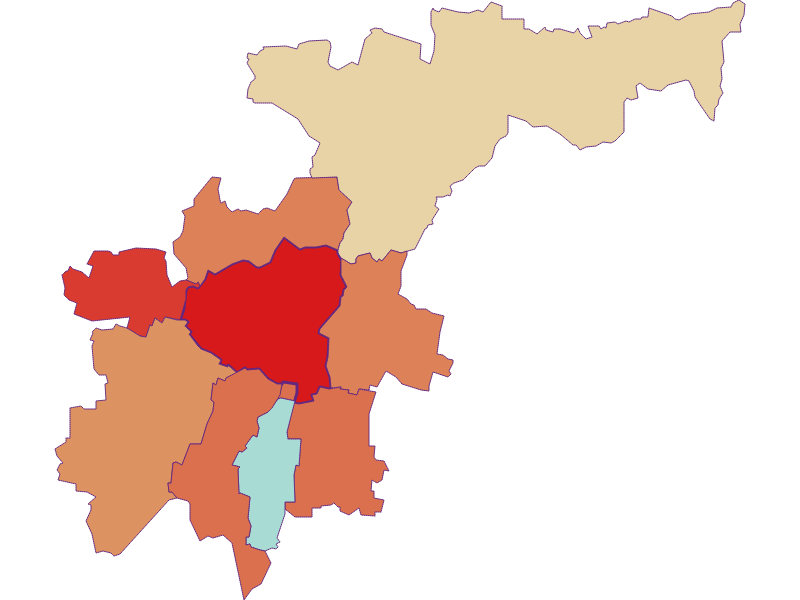 Демография с 1900 года в Großweikersdorf