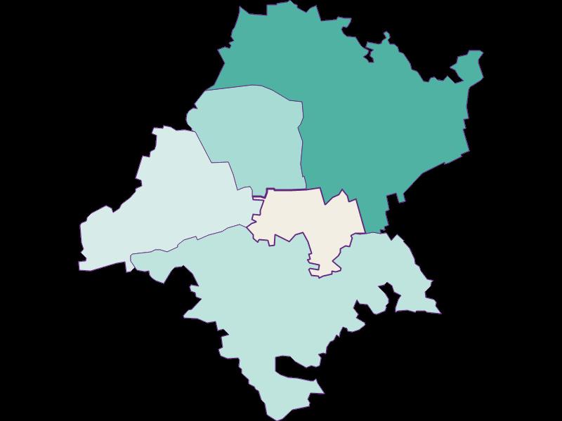 Population development since 1869 in Judenau-Baumgarten