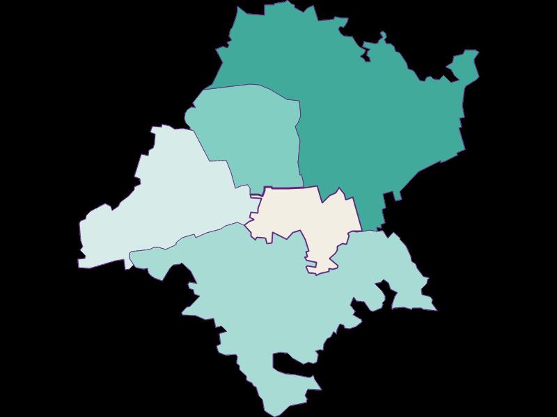 Population development since 1900 in Judenau-Baumgarten