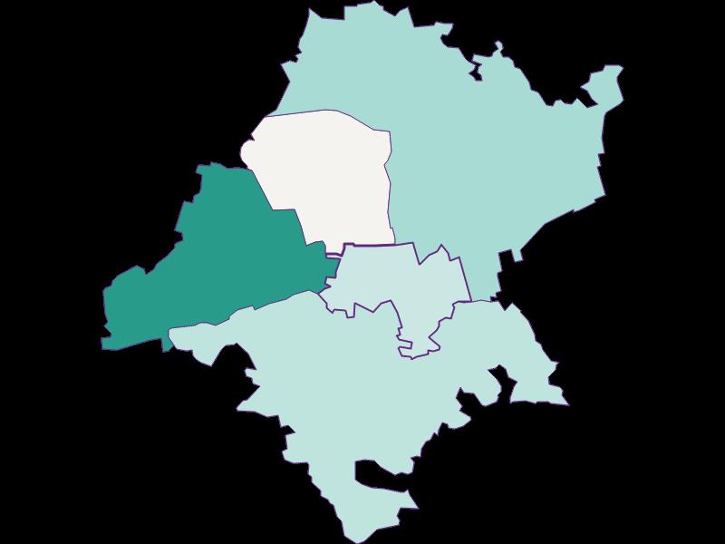 Population development since 2011 in Judenau-Baumgarten