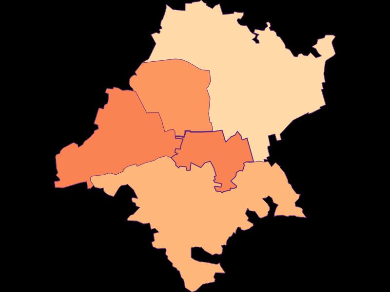 Household size in Judenau-Baumgarten