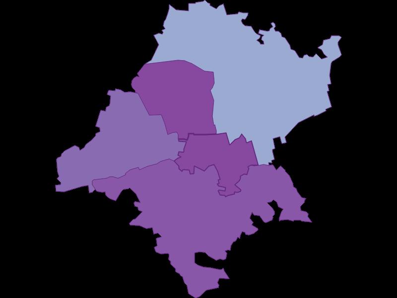 Commuter in Judenau-Baumgarten