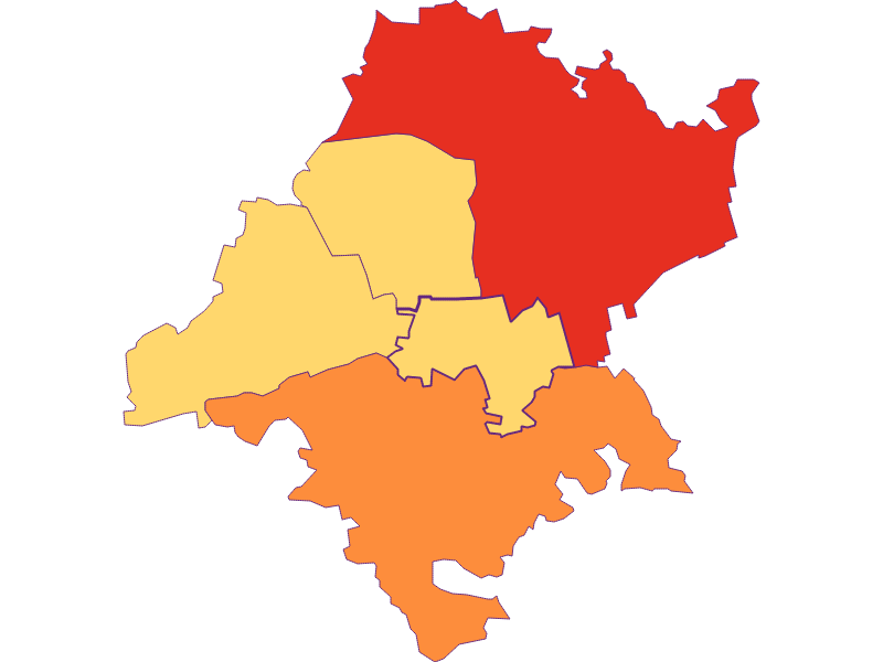 Urbanity in Judenau-Baumgarten