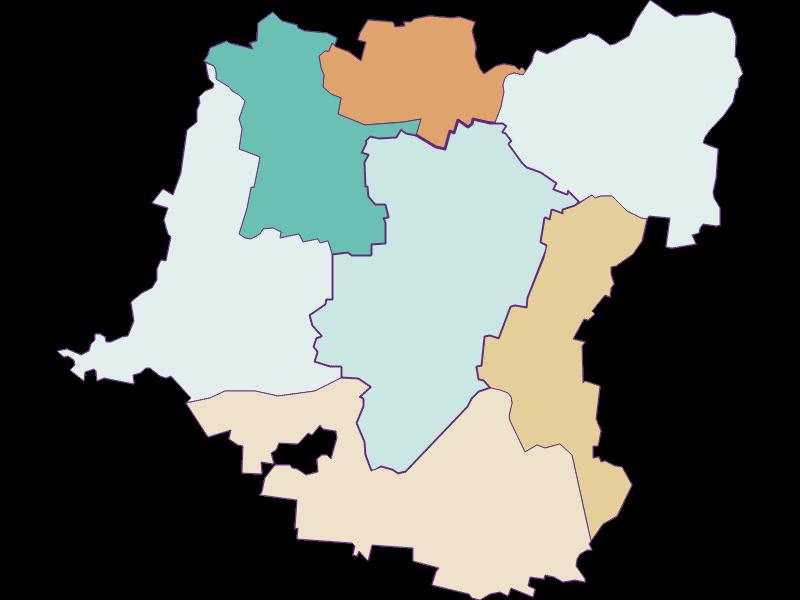 Population development since 2011 in Kirchberg am Wagram