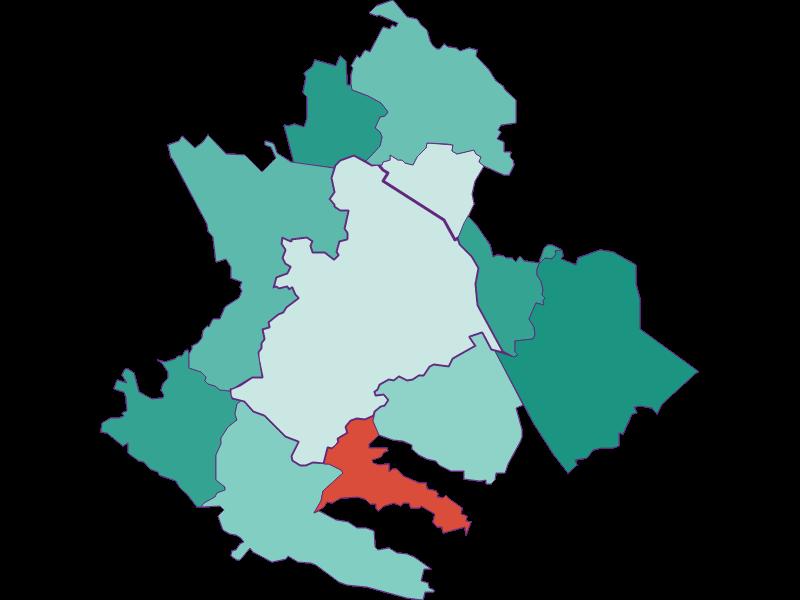 Демография с 1900 года в Klosterneuburg