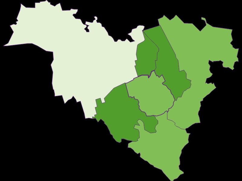 Заселенность в Königstetten